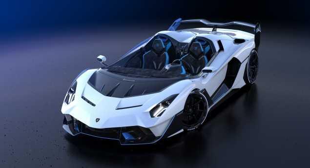 Lamborghini A Créé Le Sc20 Roadster En Tant Que Client