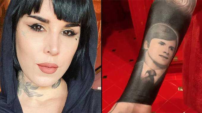 Kat Von D Révèle La Raison Derrière Un Tatouage Controversé