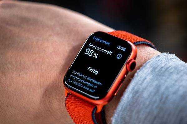 I Symbol Sur Apple Watch: C'est Derrière