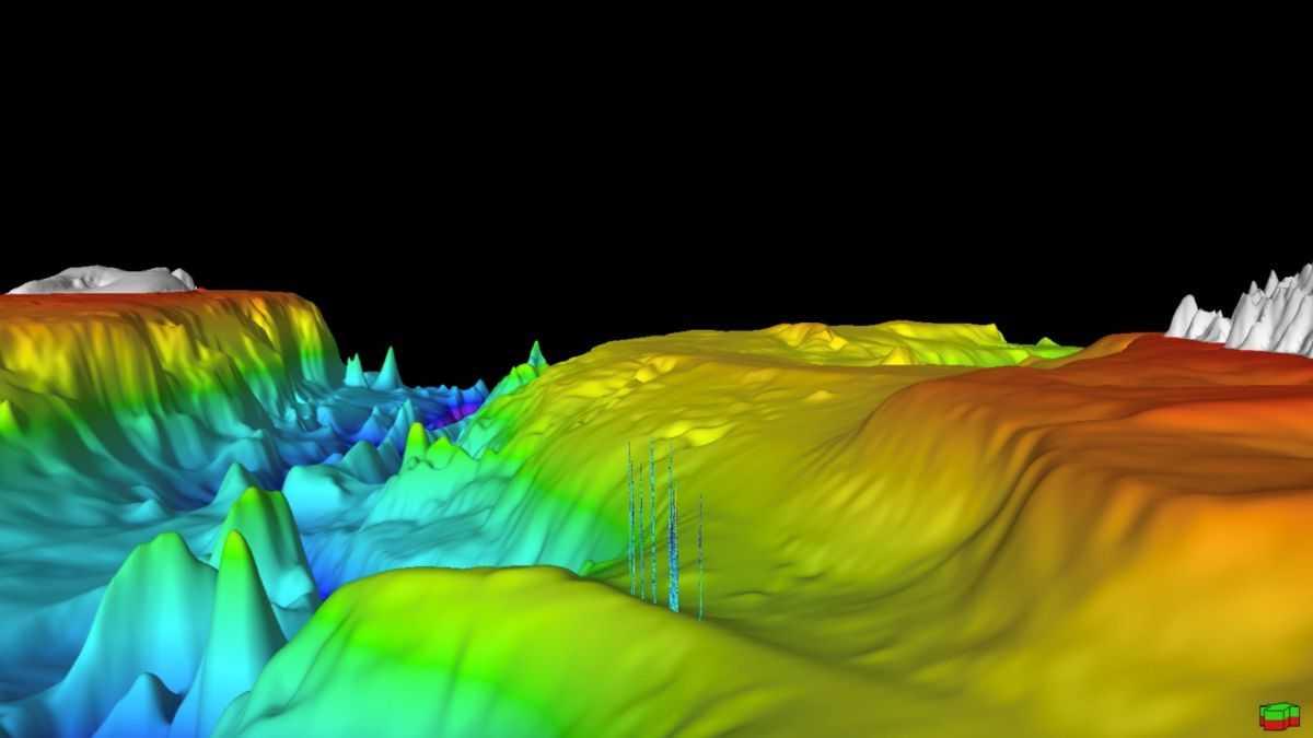Une énorme Cache De Méthane Sous L'arctique Pourrait être Déverrouillée