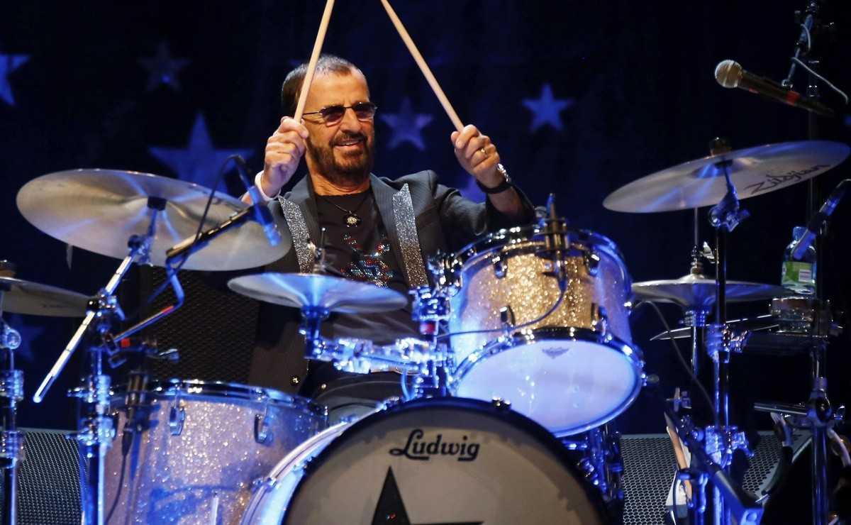 Ringo Starr annonce un nouvel EP avec Paul McCartney et Dave Grohl