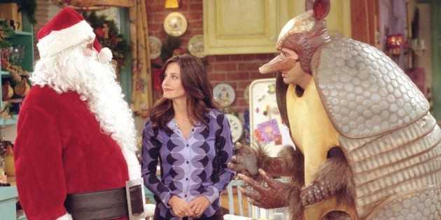 Tous les épisodes de Noël des amis