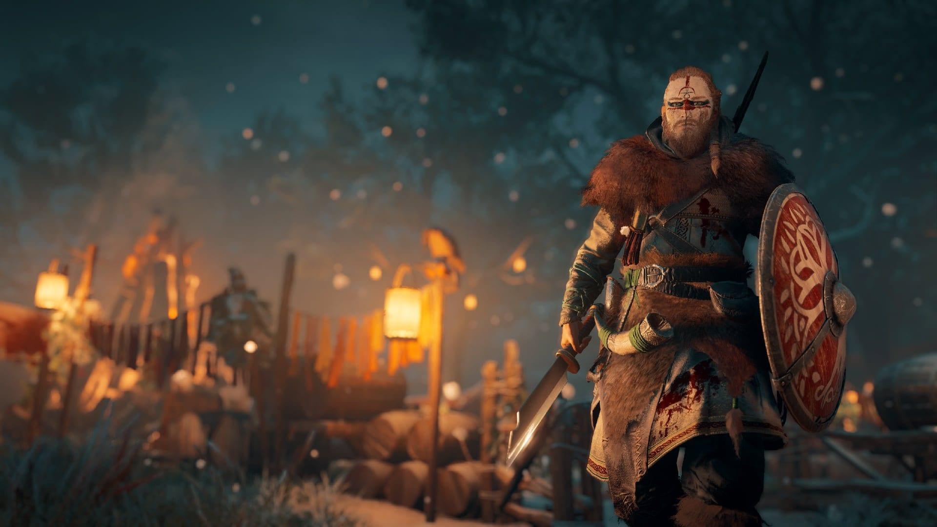 Assassin's Creed Valhalla Mōdraniht Julmarke