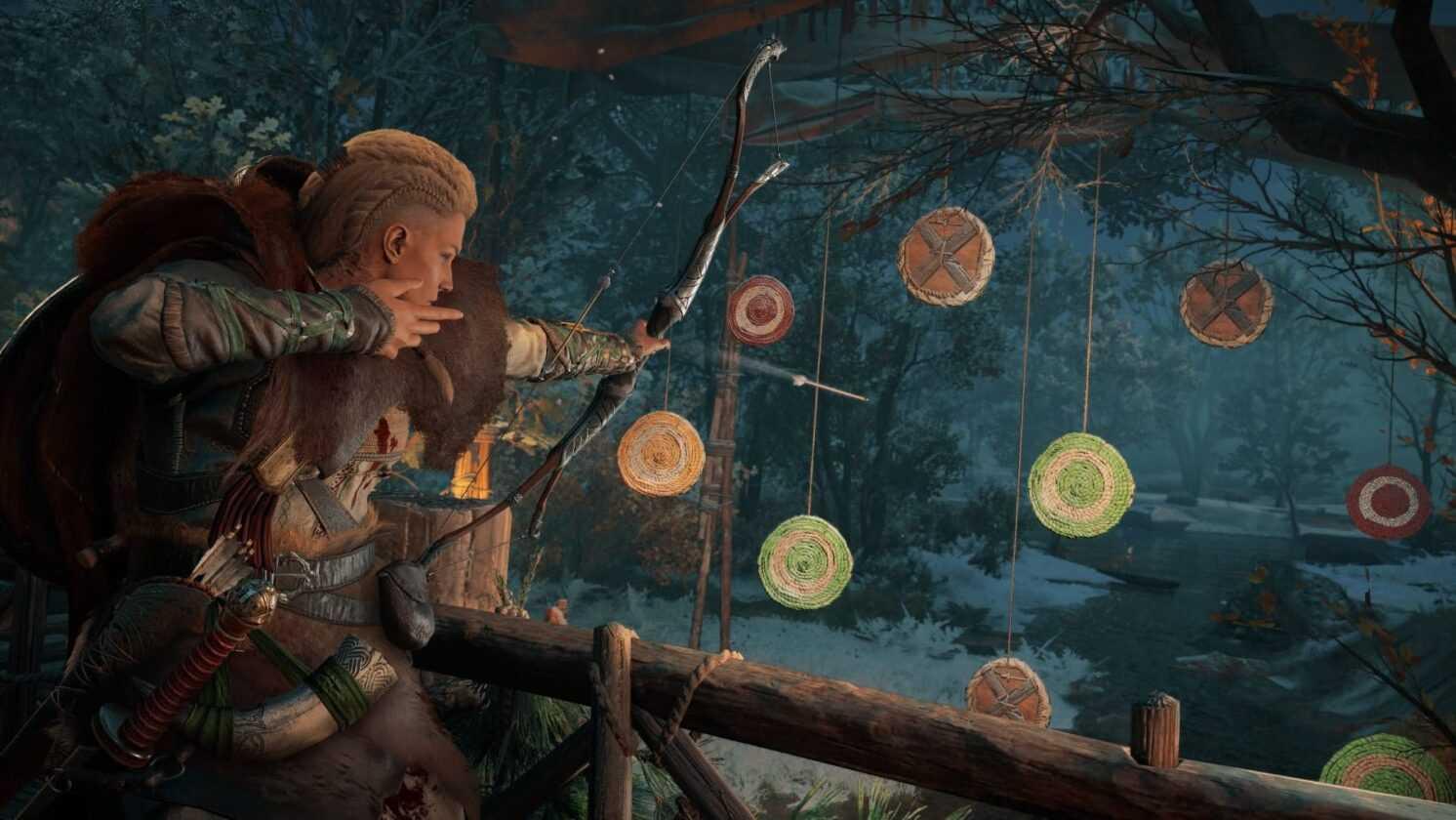 Le Festival De Yule A Commencé Dans Assassin's Creed Valhalla: