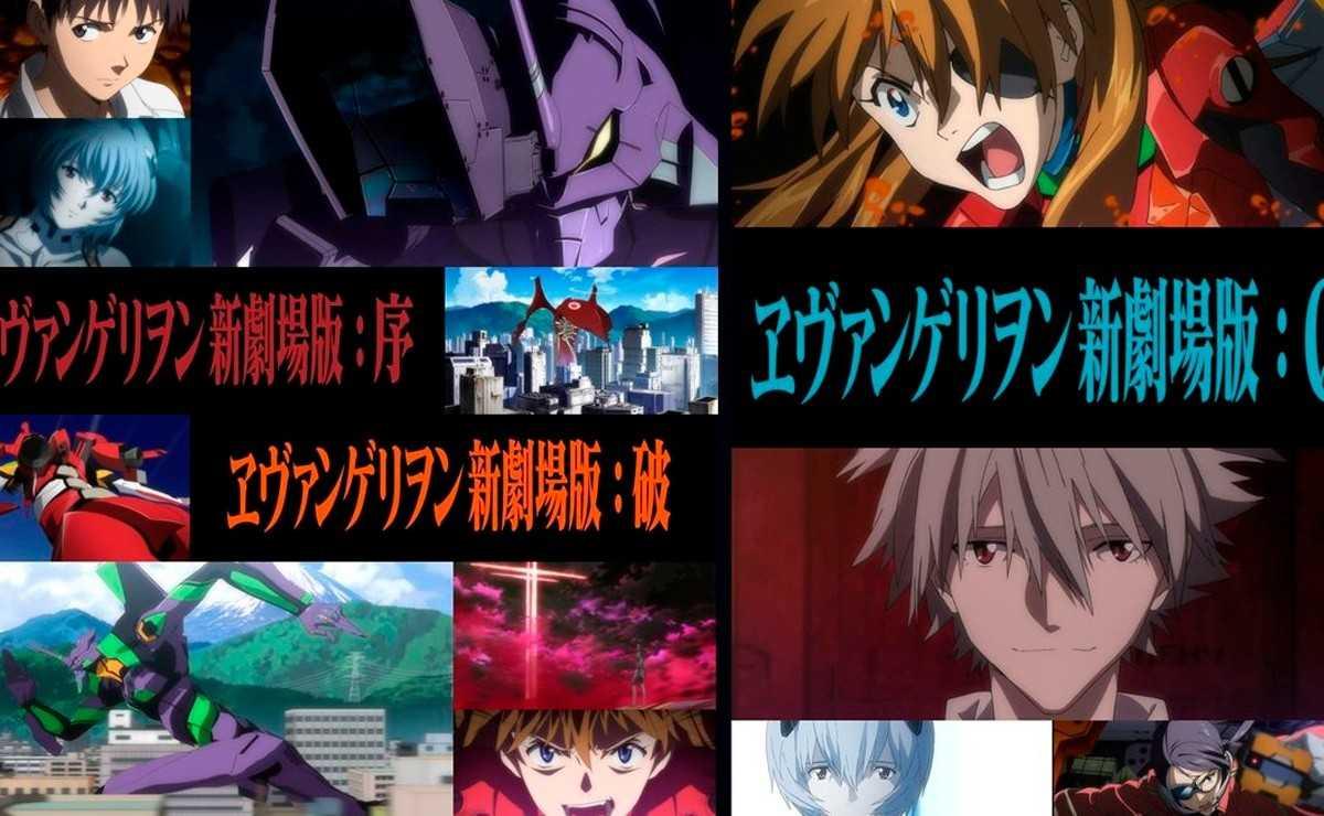 """""""Evangelion 3.0 + 1.0"""" est officiellement terminé"""