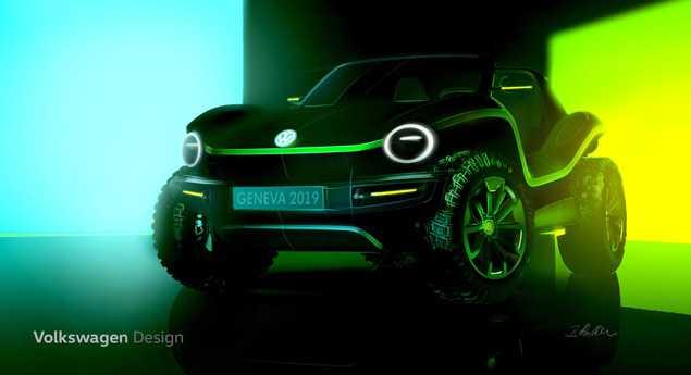Nous Sommes Contre! Volkswagen A Renoncé à Produire Un Buggy