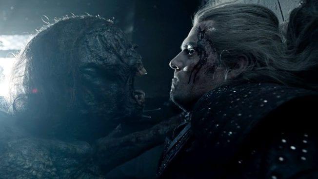 The Witcher Netflix Striga