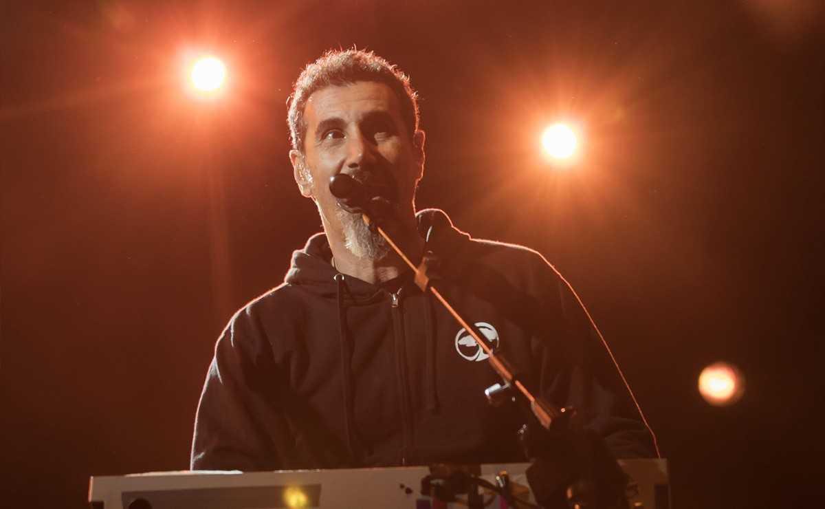 Serj Tankian jouera dans un nouveau documentaire, `` Truth to Power ''