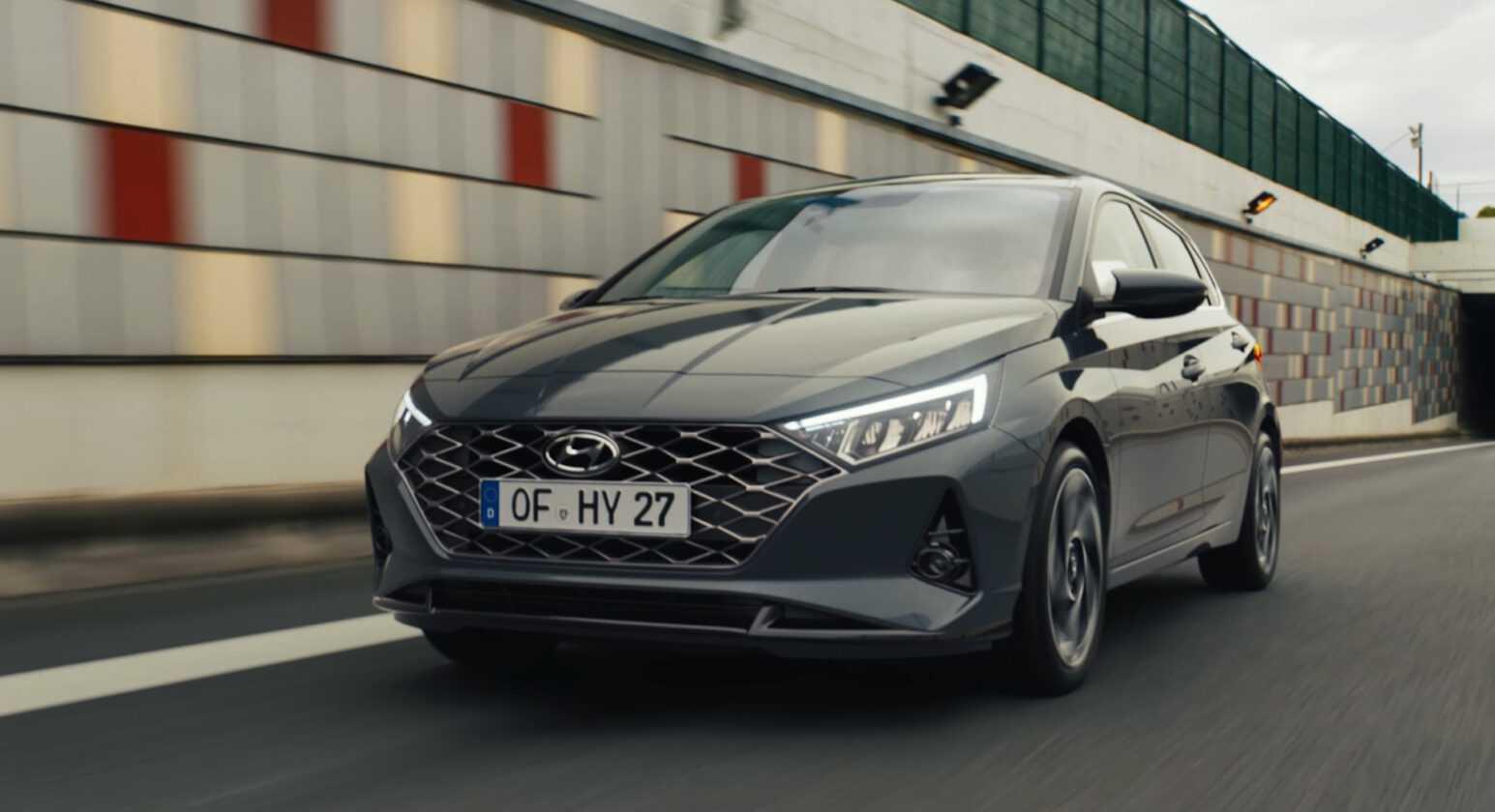 La Nouvelle Hyundai I20 Arrive En Janvier Uniquement Avec Des