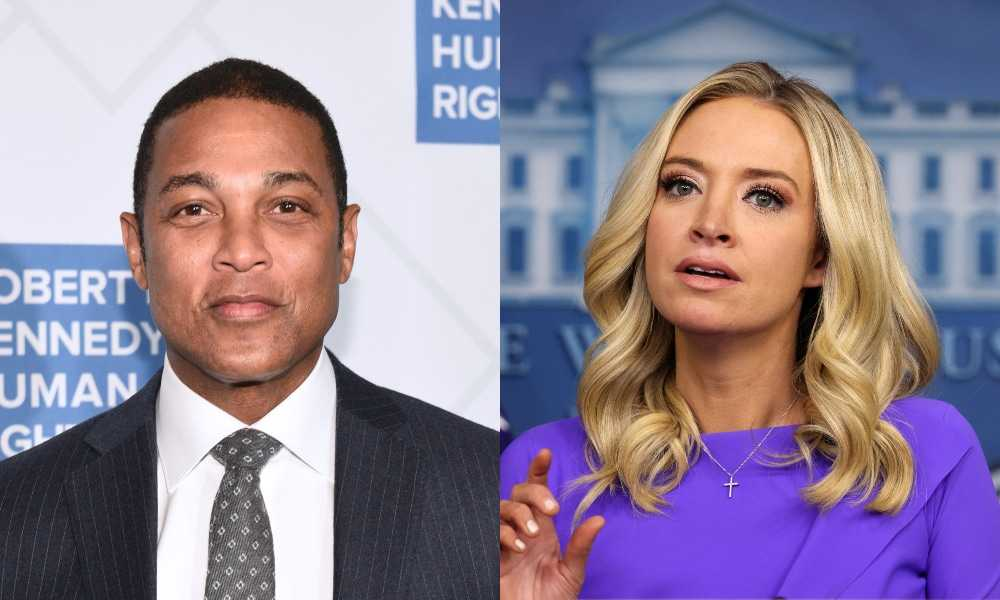Don Lemon Dit à L'attachée De Presse Kayleigh Mcenany: ``