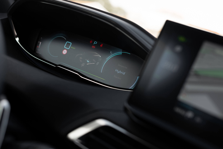 Tableau de bord numérique I-Cockpit