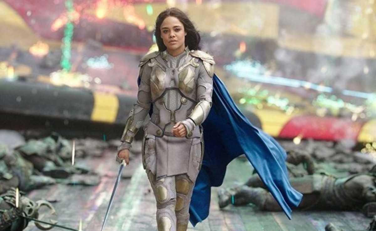 """Thor Love & Thunder"": Tessa Thompson anticipe l'apparition de plus de héros Marvel"