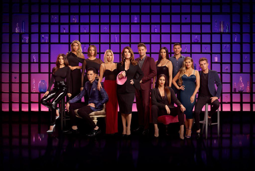 Acteurs de la saison 8 de Vanderpump Rules