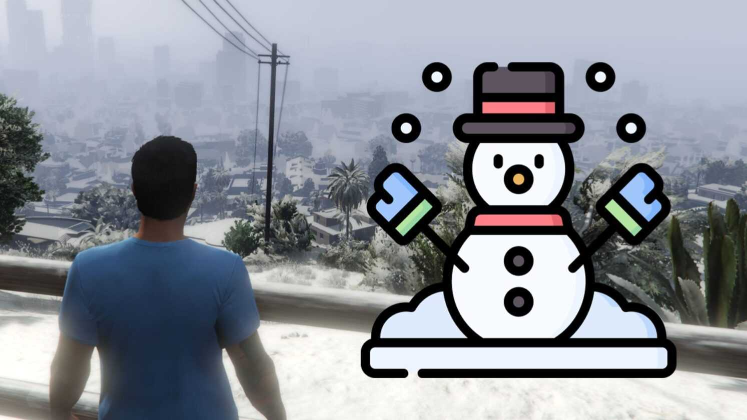 Gta Online: Snow For Christmas 2020 Quand Va T Il Enfin