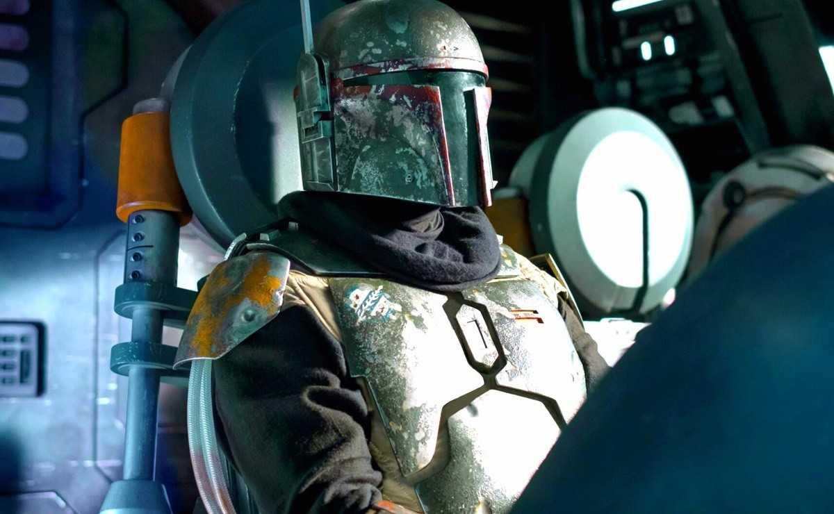 Le spin-off de Boba Fett annoncé à la fin de la saison 2 de `` The Mandalorian ''