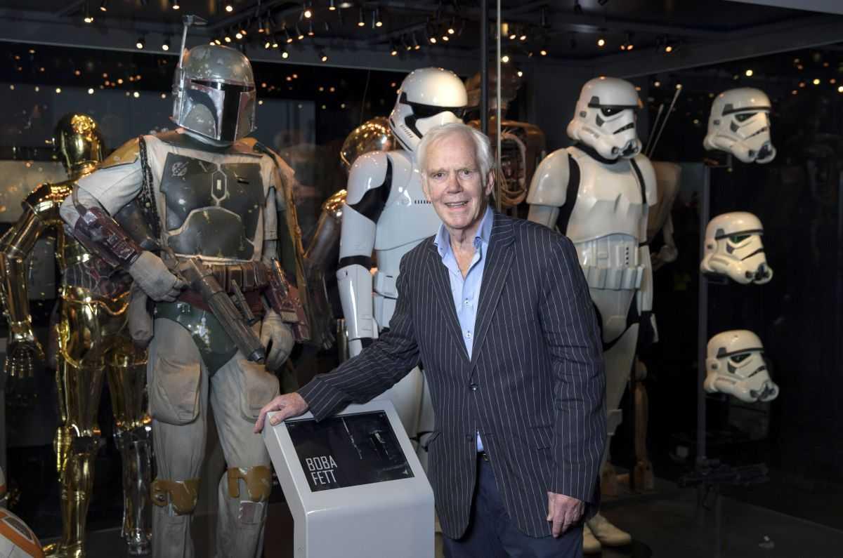 L'acteur Original De Boba Fett De Star Wars, Jeremy Bulloch,