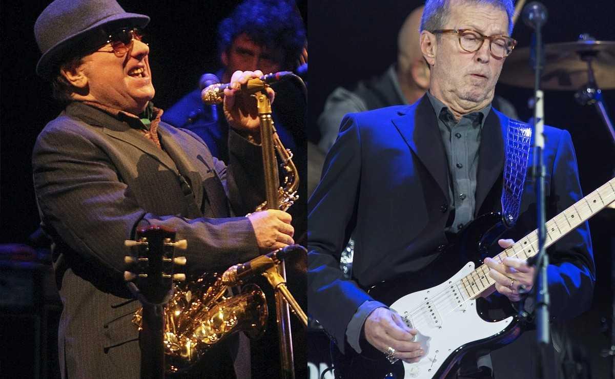 Eric Clapton et Van Morrison publient une chanson anti-lockdown controversée