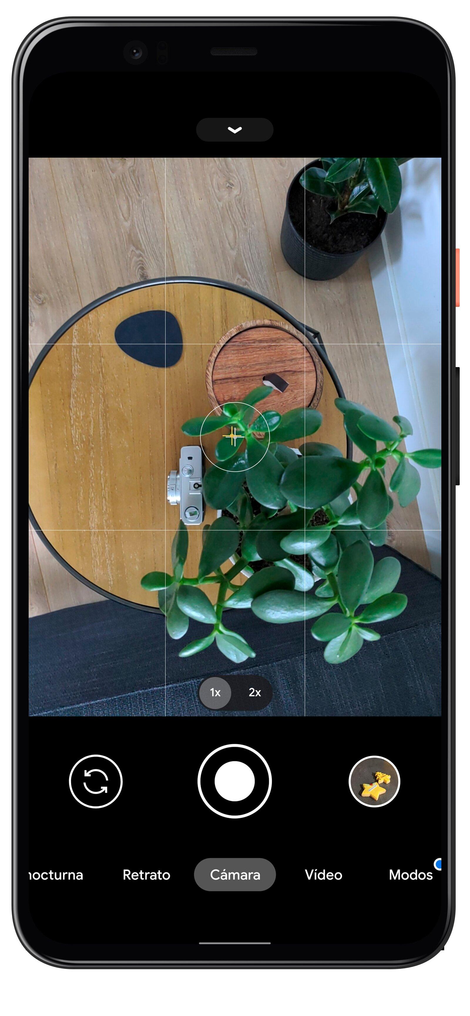 Google Camera Straight Photos