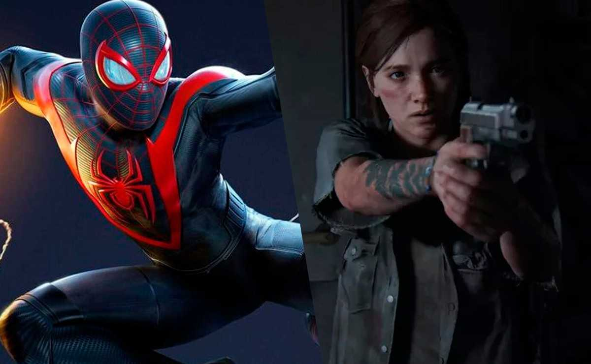 """""""The Last Of Us Part II"""" et """"Spider-Man: Miles Morales"""" best of the year pour PS4 ET PS5"""