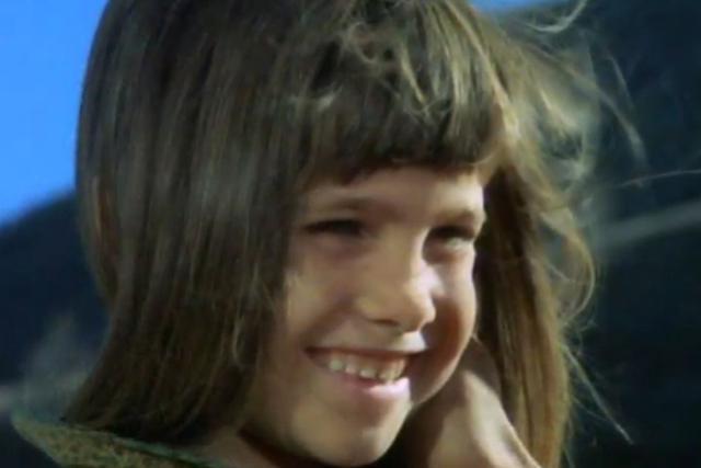 Petite Carrie.  (Photo: NBC)