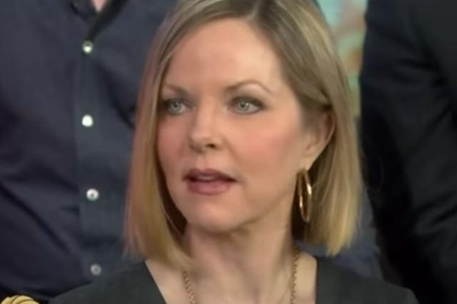 Melissa Sue Anderson a joué Mary.  (Photo: capture d'écran d'aujourd'hui)