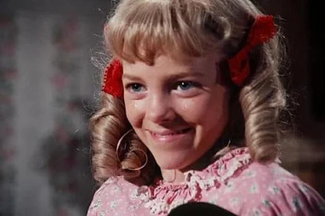 Nellie était la fille aînée des Olson.  (Photo: NBC)