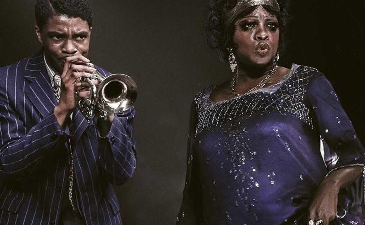 «Le fond noir de Ma Rainey»: une histoire du blues (Critique)