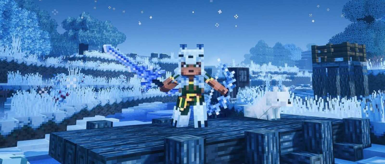 Minecraft Dungeons: Chills And Thrills Seasonal Event Is Live