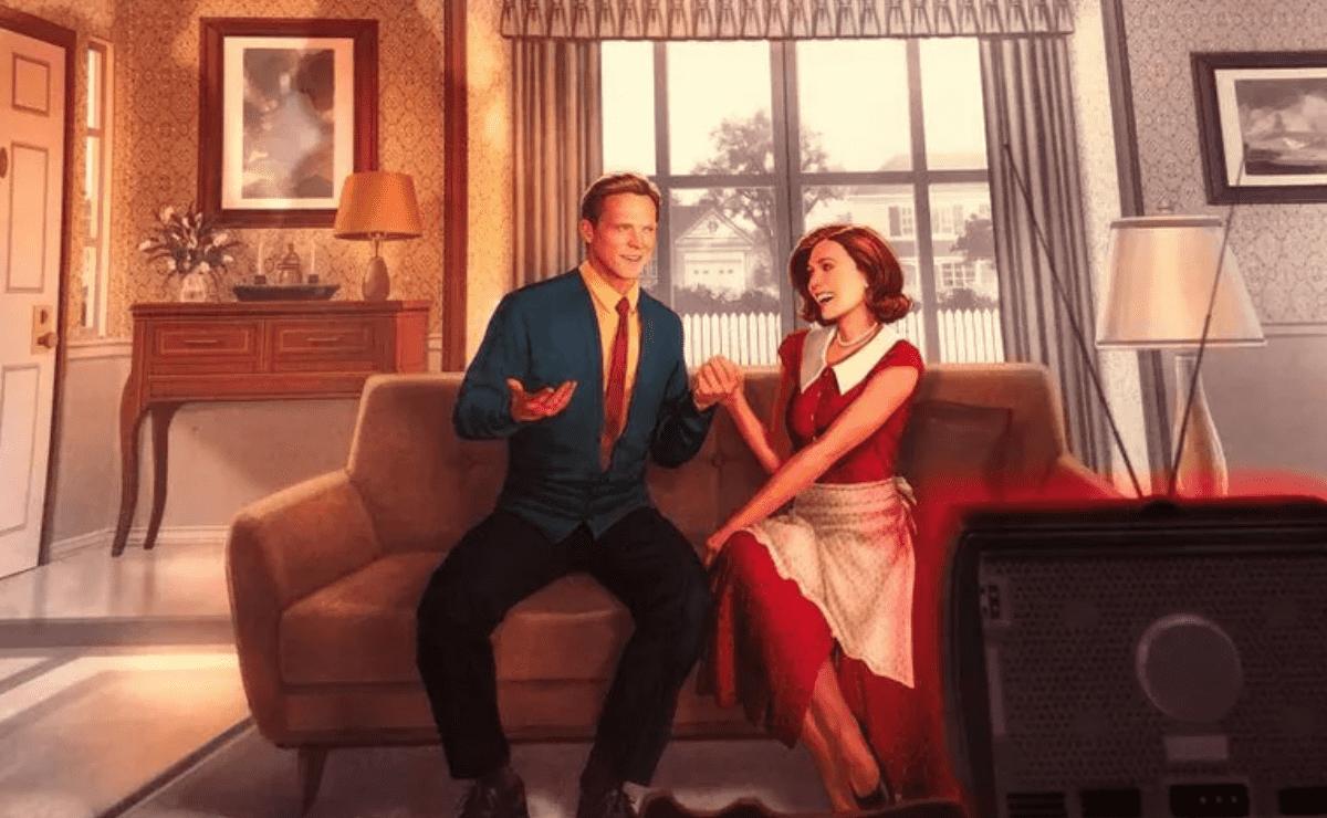 """""""WandaVision"""": la série posera des questions sur une réalité alternative"""