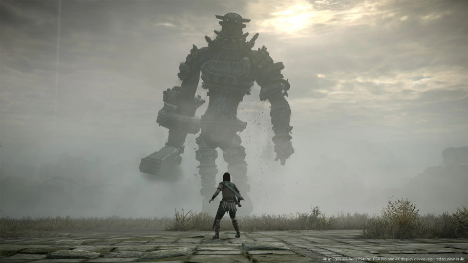 Shadow of the Colossus - Remake (Bluepoint Games, 2018)