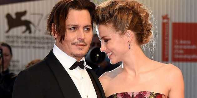 L'incident Amber Heard qui pourrait être favorable à Johnny Depp