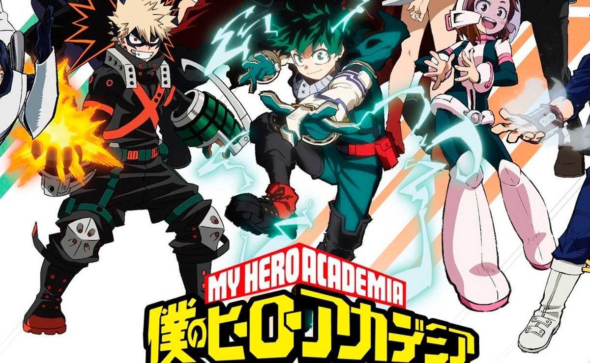 """La saison 5 de """"My Hero Academia"""" révèle la date de sortie officielle"""