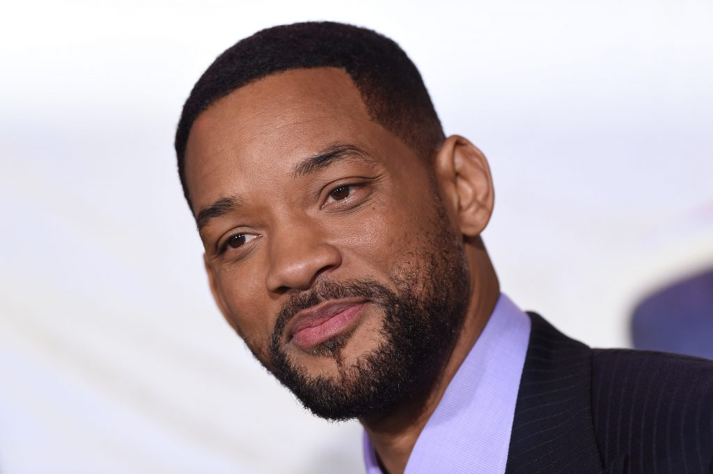 Will Smith lors de la première mondiale de «Focus» à Los Angeles en 2015 |  Axelle / Bauer-Griffin / FilmMagic