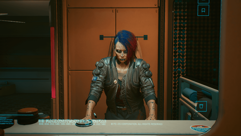 Cyberpunk 2077: L'apparence De V Peut Elle être Modifiée Plus Tard?