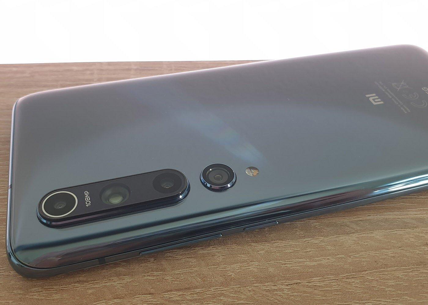 Caméra Xiaomi Mi 10