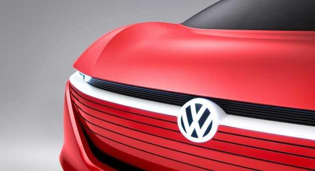 Volkswagen Prépare T Il Une Berline Pour Rivaliser Avec La Tesla Model