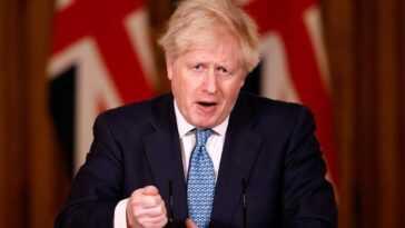 Boris Johnson Envoie Un Message De Tranquillité Malgré La Suspension