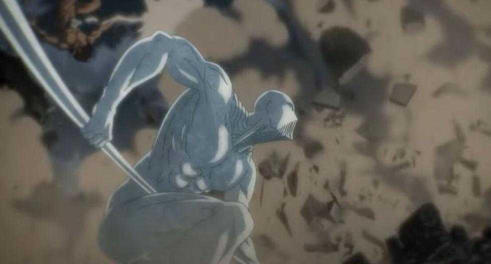 """""""Shingeki no Kyojin"""", Warhammer ou War Hammer: histoire et pouvoirs du titan le plus mystérieux de """"Attack on Titan"""""""