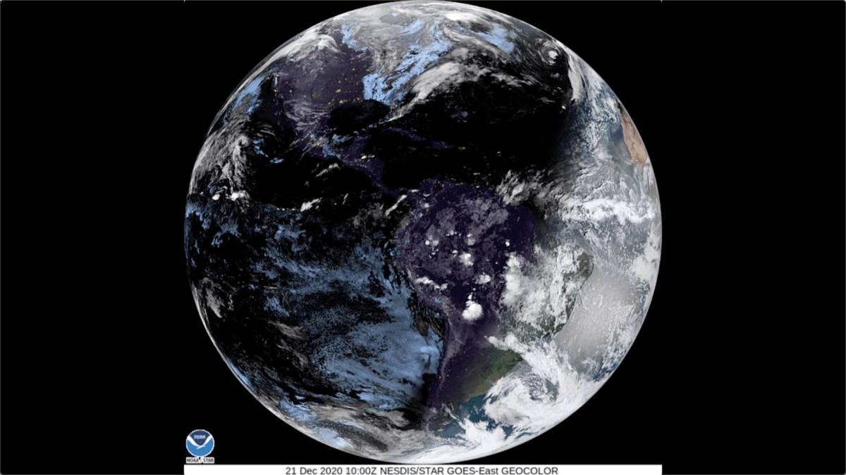 Solstice D'hiver 2020: Voici, La Vue Sur La Plus Longue