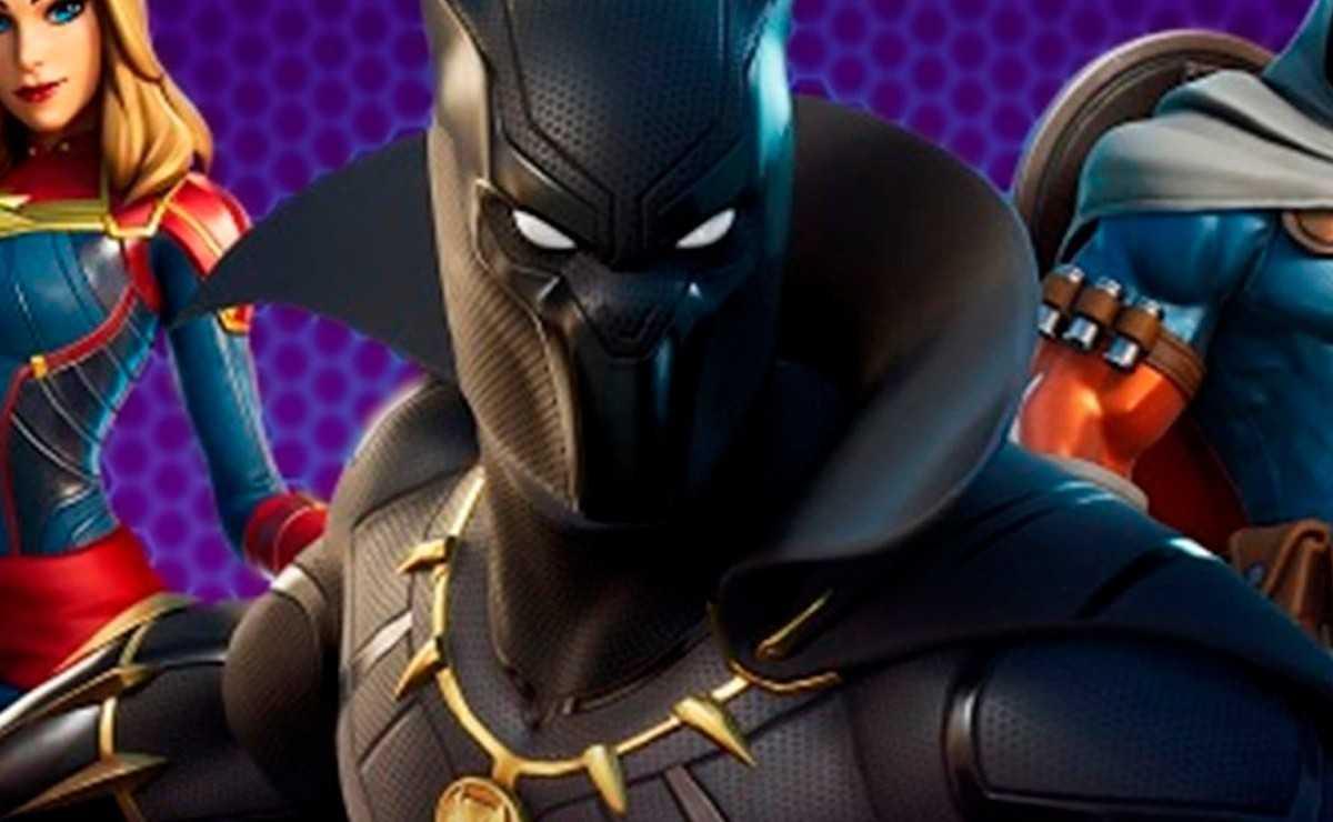 """Vous pouvez maintenant crier """"Wakanda Forever"""" dans Fortnite avec les nouveaux défis"""