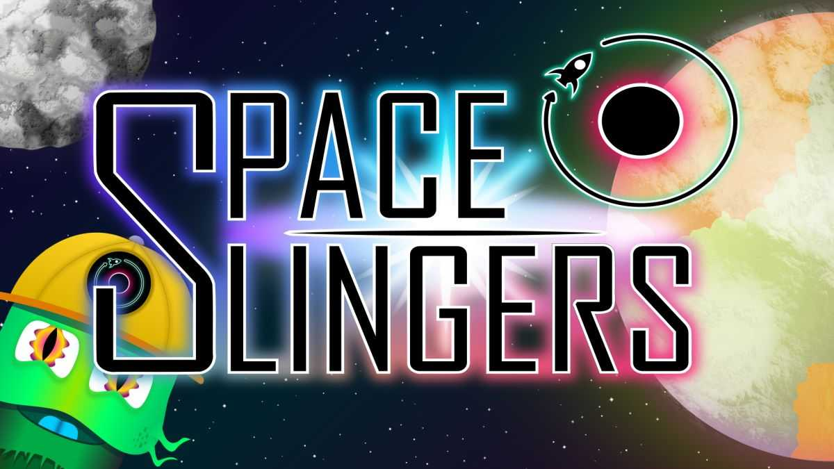 `` Spaceslingers '' Est Le Jeu De Trajectoire Pour Les