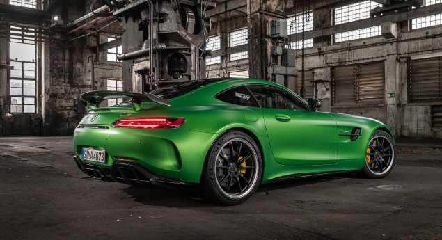 Mercedes Se Prépare à Abandonner L'amg Gt R Dès 2021