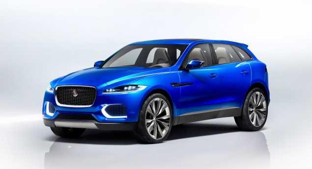 Jaguar Veut Lancer Le Suv J Pace Pour Affronter Le Tesla