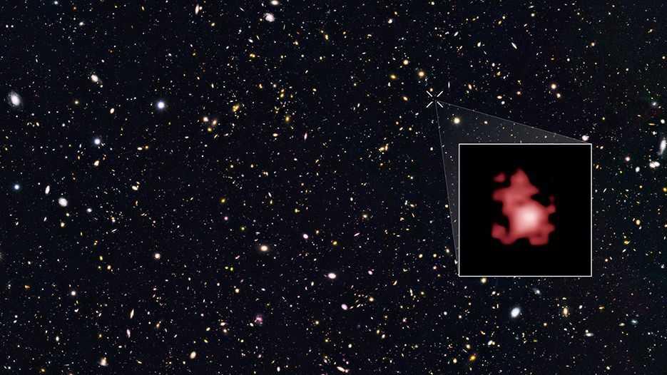 Les Scientifiques Pensent Avoir Repéré La Galaxie La Plus éloignée