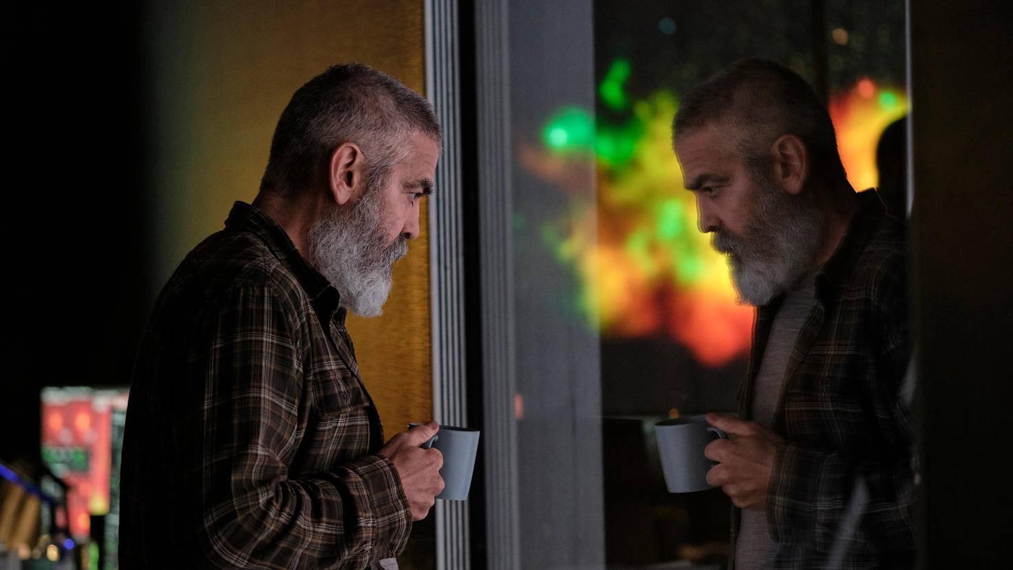 Le ciel de minuit George Clooney