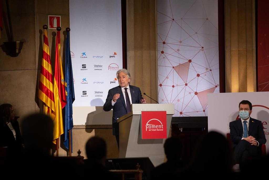 Les Employeurs Catalans Soutiennent La Demande De Valle De Aran
