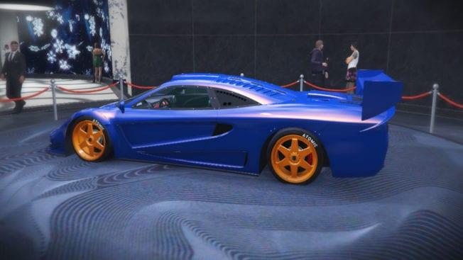 GTA Online - Progen Tire Wheel of Fortune