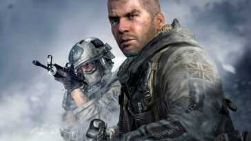 "John ""Soap"" MacTavish rejoint ""Call of Duty: Warzone"""