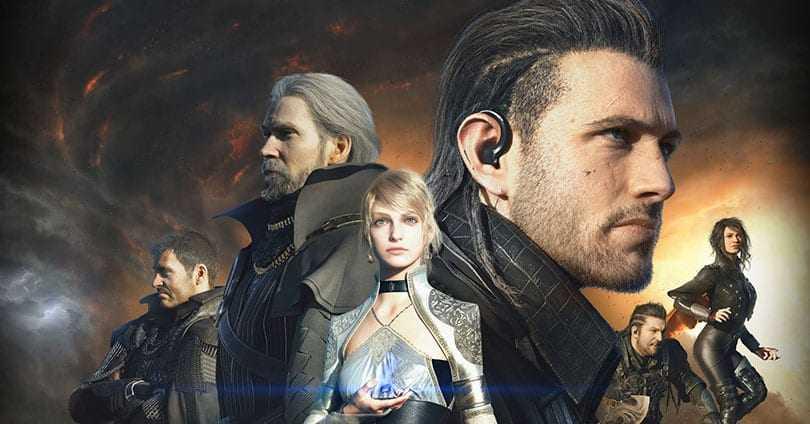 Le Film Final Fantasy Xv Sort En 4k Uhd En