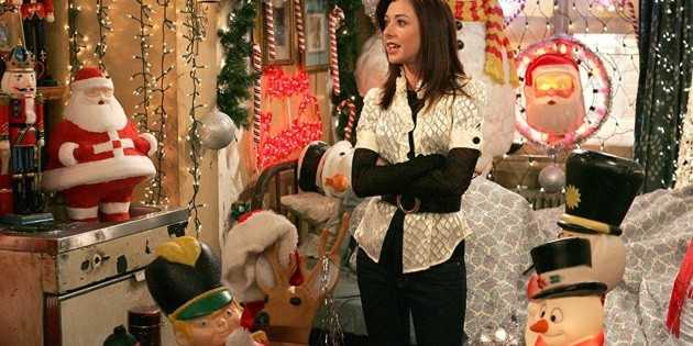 Tous les épisodes de Noël de How I Met Your Mother